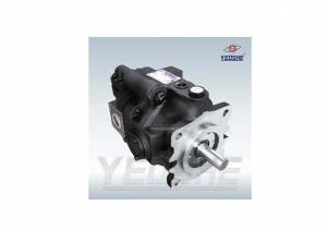 Насос гидравлический YEOSHE аксиально-поршневой V8, V10, V12, V15, V18