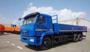 КАМАЗ 65117-776052-19 Евро 4 борт