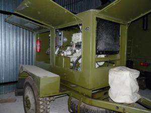 электростанция армейский дизель генератор, с консервации, с хранения, мощностью: 8 кВт , 12 кВт, 30 кВт, 60 кВт, 100 кВт, 200 кВт, без наработки