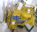Двигатель Faw CA6110/125G5 на фронтальный погрузчик Shantui SL30W