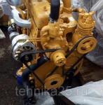 Двигатель Weichai ZH4102ZY4погрузчикYIGONG ZL30,FUKAI ZL930