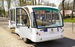 Электрический автобус Volteco Nautico EB141 на 14 мест
