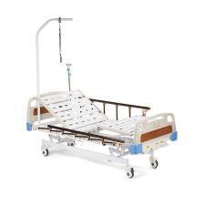 """Кровать функциональная механическая """"Armed"""" с принадлежностями RS106-B (трехфункциональная)"""
