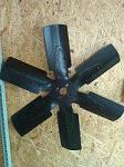 Крыльчатка вентилятора XCMG LW300F Yuchai (398-1308010A)