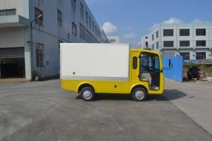 Грузовой электромобиль фургон Volteco LT21B