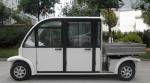Электромобиль Volteco AT41C с кузовом на 4 места