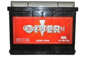 Аккумулятор Giver Energy 60 А/ч 6 СТ-60