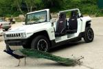 ЭлектромобильVolteco Hummer2 ED