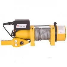 Лебедка электрическая ЭЛБА-2260 (12В, до 1130/2260кг,3,2кВт,трос 24м/6мм) КАЛИБР