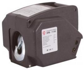 Лебедка электрическая ЭЛБ-1130 (12В, до 1130кг, 2,2кВт,трос 10м/3мм) КАЛИБР