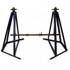 Домкрат винтовой для кабельных барабанов г/п 5т ДК-5В