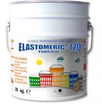 Эластомерик-720 Топкот Однокомпонентное акриловое финишное кровельное покрытие (20 кг)