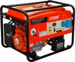 Бензиновая электростанция УГБ-6000Е АВТО 6 кВт автозапуск