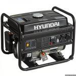 Бензиновый генератор HYUNDAI HHY 3000F 2,6 кВт