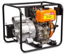 Мотопомпа дизельная с электрозапуском МПД-1200Е