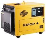 Дизельный генератор Kipor KDE6700TA 5 кВт