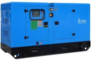 Дизельный генератор АД-100С-Т400-1РКМ11 шумозащитный кожух серия Стандарт