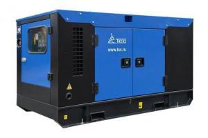 Дизельный генератор АД-20С-Т400-1РКМ11 в шумозащитном кожухе серия Стандарт