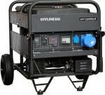Бензиновый генератор HYUNDAI HY 12000LE 9 кВт