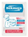 Сухие дрожжи «Бекмая» BEKMAYA 100 г
