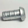 Вставная часть со штуцером 159x150 мм