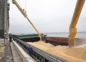 Пшеница 1-2 класса FOB Новороссийск, Россия