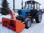Снегоочиститель шнекороторный СШР 2.1 п