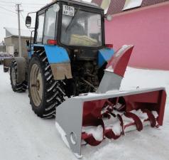 Снегоочиститель шнекороторный СШР 2.1