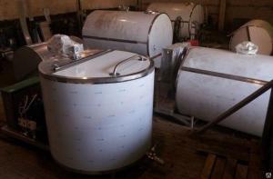 охладитель молока 500-2000л