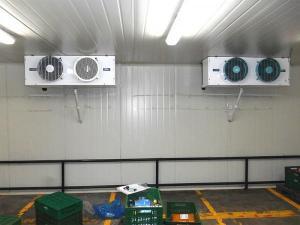 Холодильные камеры для хранения рыбы и мяса.Крым.