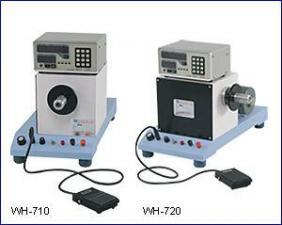 Станки рядовой намотки WH-710, WH-720