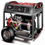 Генератор бензиновый 7500EA Elite