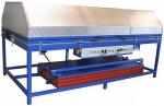 Универсальный мембранно-вакуумный пресс с узлом нагрева листовых материалов К-300HV