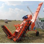 Зернометатель самопередвижной ЗМС-140