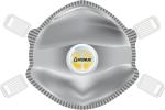 Venus V-27350 SLOV Полумаска фильтрующая с клапаном для сварочных работ FFP3 (до 50 ПДК)