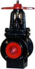31Ч6БР задвижка чугунная клиновая с выдвижным шпинделем