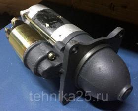 Стартер (QDJ265F) двигателя Weichai 4RMAZG/4108ZY4 на погрузчик CTK LW930,HZM S300,NEO S300,СТК LW930S,BULL SL930,FUKAI ZL930