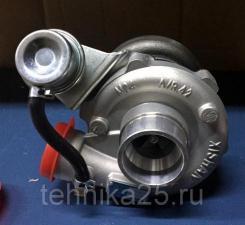 Турбина (JР60S) двигатель YTO YT4A2Z на погрузчик NEO 300,NEO S300,CTK 930S,BULL 930,FUKAI ZL930