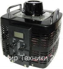 ЛАТР-7кВА (TDGC2-7) 300В, 28А Лабораторный автотрансформатор с ЖК-индикатором Suntek