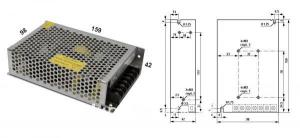 Блок питания Impuls DS-100-12