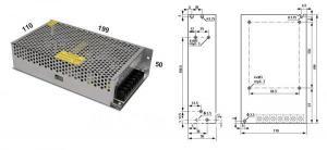 Блок питания Impuls DS-150-24