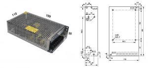 Блок питания Impuls DS-200-24