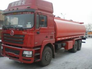 Автоцистерна бензовоз SHANXI 6x4 380 л.с.