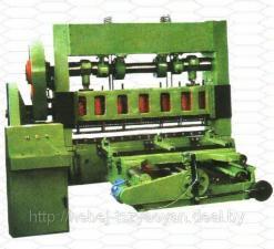 Станок для производства просечно-вытяжного листа