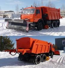Дорожная машина ЭД-405