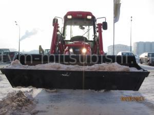 Трактор TYM T603 = JCB 360 TURBO