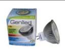 Светодиодная лампа направленного свечения GU10 3W Geniled (цвет тёплый)