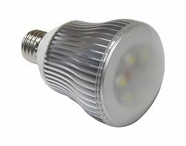 Светодиодная лампа Geniled Е27 8w (цвет холодный)