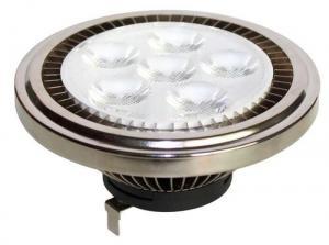 Светодиодная лампа Geniled AR111-G53-45-6x1w (цвет холодный)