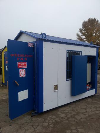 Газорегуляторный пункт ПГБ-05-2У1